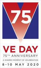 75th Anniversary of VE Day 8th - 10th May 2020